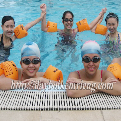 Dạy bơi cho công ty